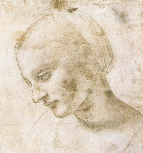 Study of a Woman, c. 1490