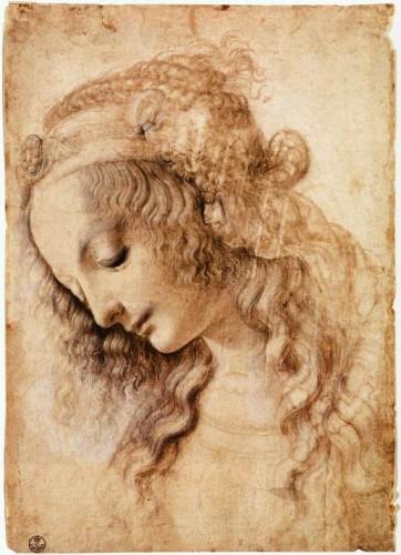 Woman Head, 1470-76