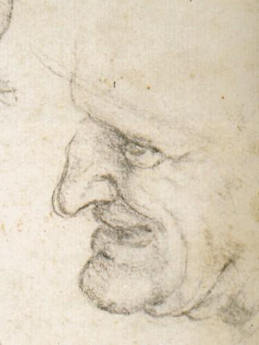 Рисунки руки леонардо да винчи